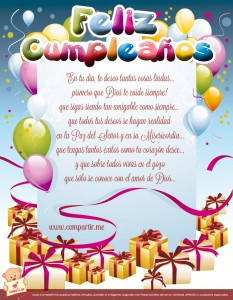 postales para facebook_Feliz cumpleaños