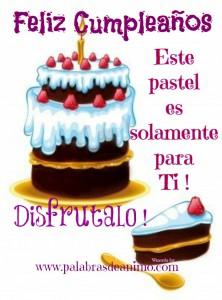 mensajes de cumpleaños_Feliz cumpleaños