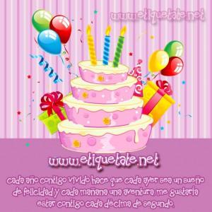 tarjetas bonitas de cumpleaños para facebook_Feliz cumpleaños