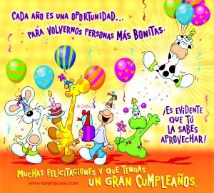 tarjetas para cumpleaños gratis para facebook