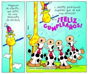 tarjetas para cumpleaños gratis para imprimir