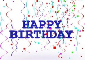 Imágenes Happy Birthday gratis