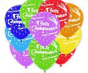 Imágenes de globos para cumpleaños