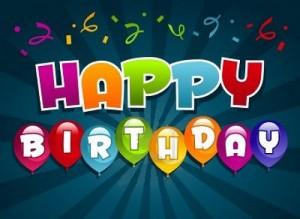 Mensajes de Happy Birthday
