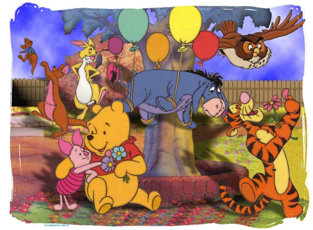 cumpleaños de winnie pooh
