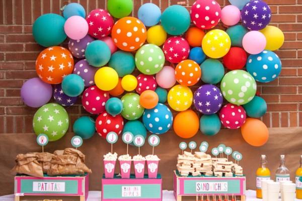 Cómo decorar una fiesta con behigas en casa