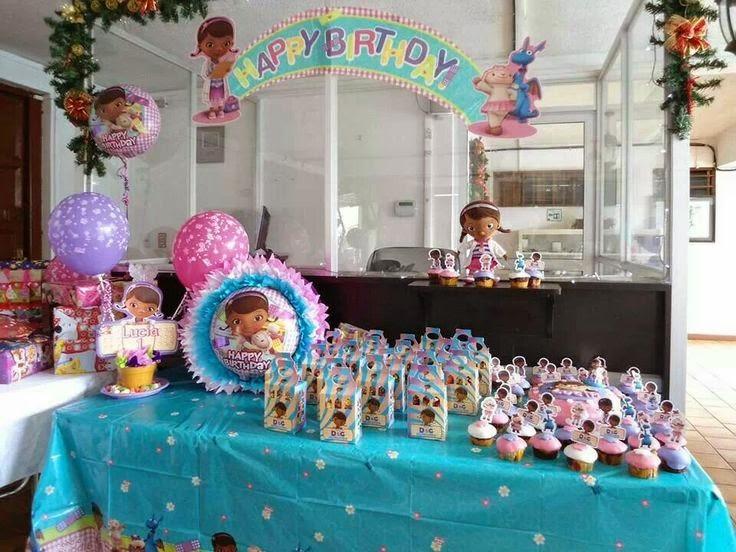 El uso de los globos en fiestas de niños