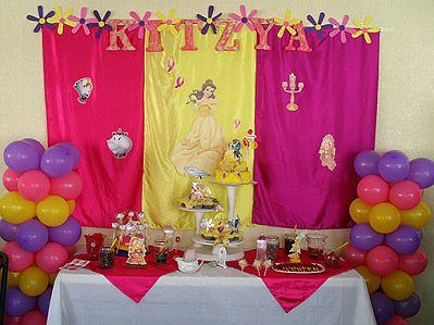 El uso de los globos en fiestas para decorar