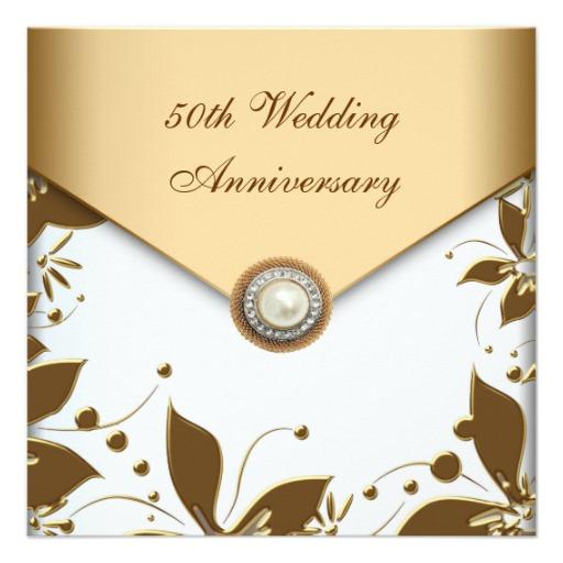 50 aniversario de bodas