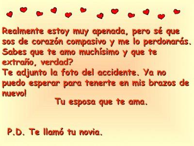 Carta te amo