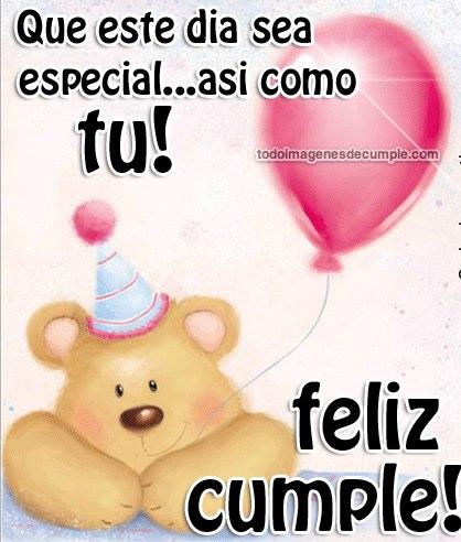 Cumpleaños especiales