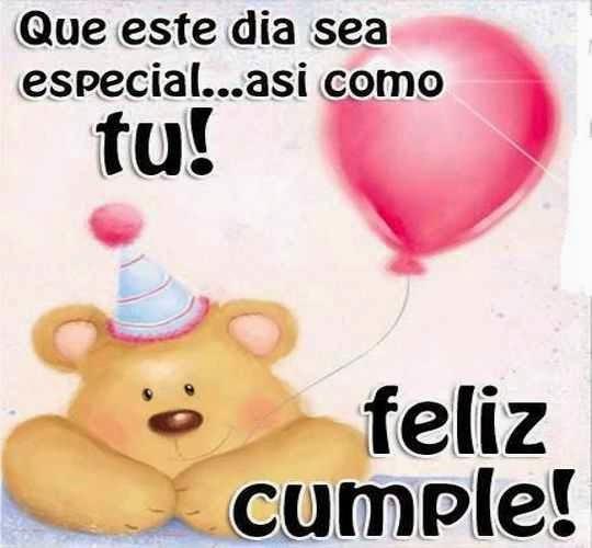 Deseos de feliz cumpleaños gratis