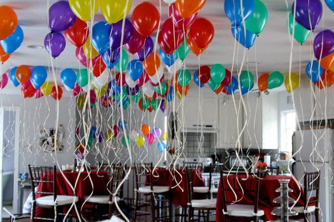 El cumpleaños decoracion
