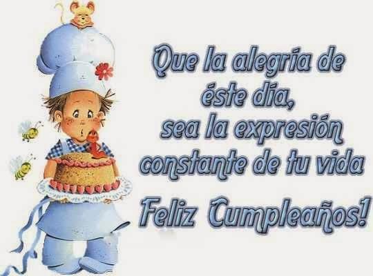 Felicitaciones cumpleaños gratis