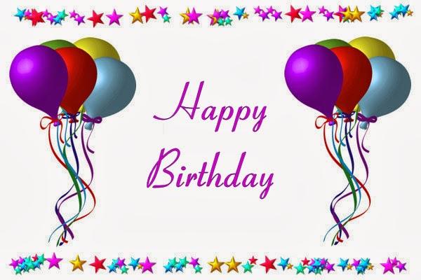 Feliz cumpleaños animado