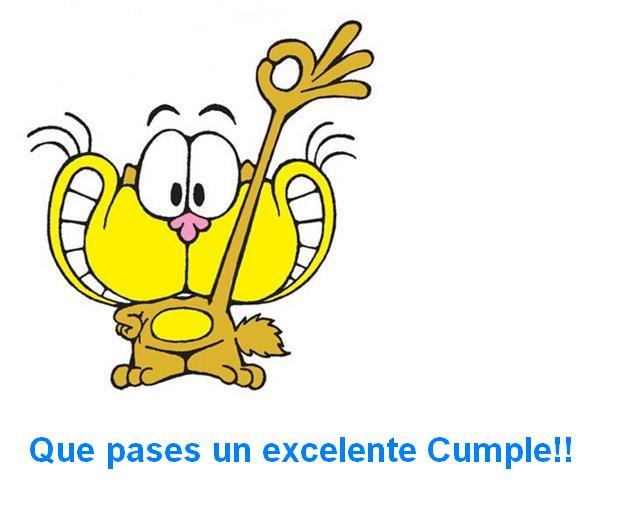 Feliz cumpleaños tarjetas para