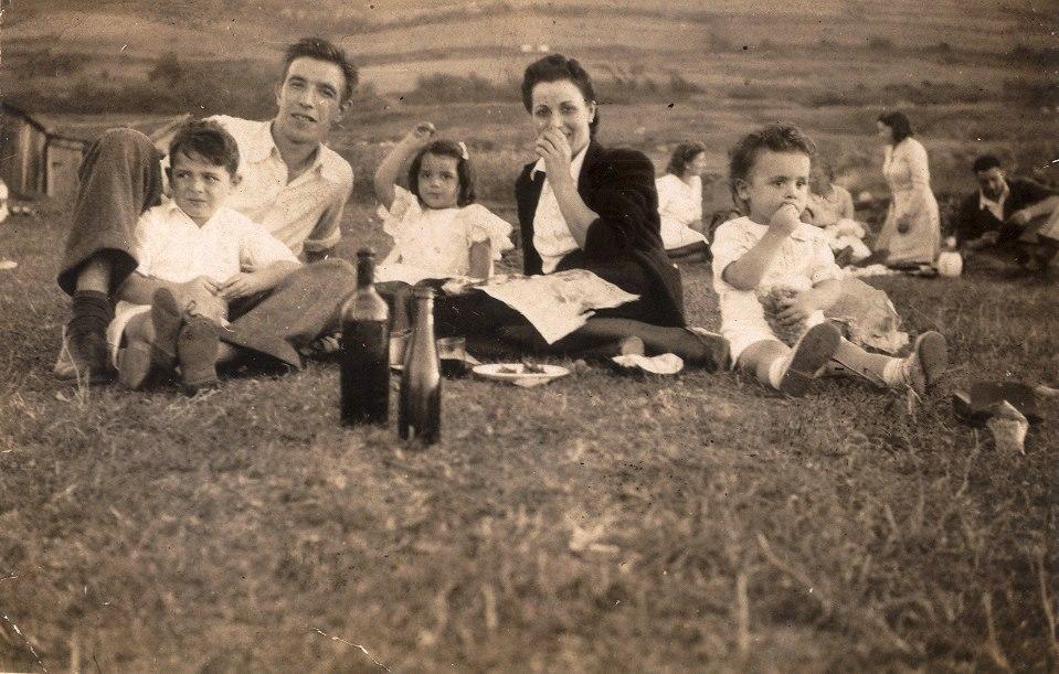 Fotos antiguas familia