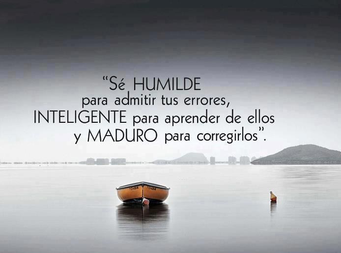 Frases de vida humildes