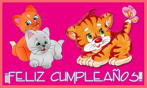Imágenes con felicitaciones de cumpleaños gratis