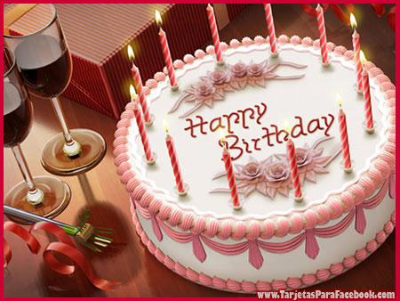 Imágenes de cumpleaños para compartir en facebook
