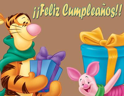 Imágenes graciosas de feliz cumpleaños online