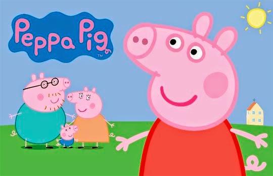 Imagenes de caricaturas peppa pig