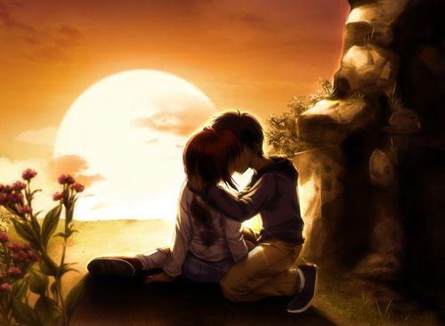 Imagenes de enamorados jovenes