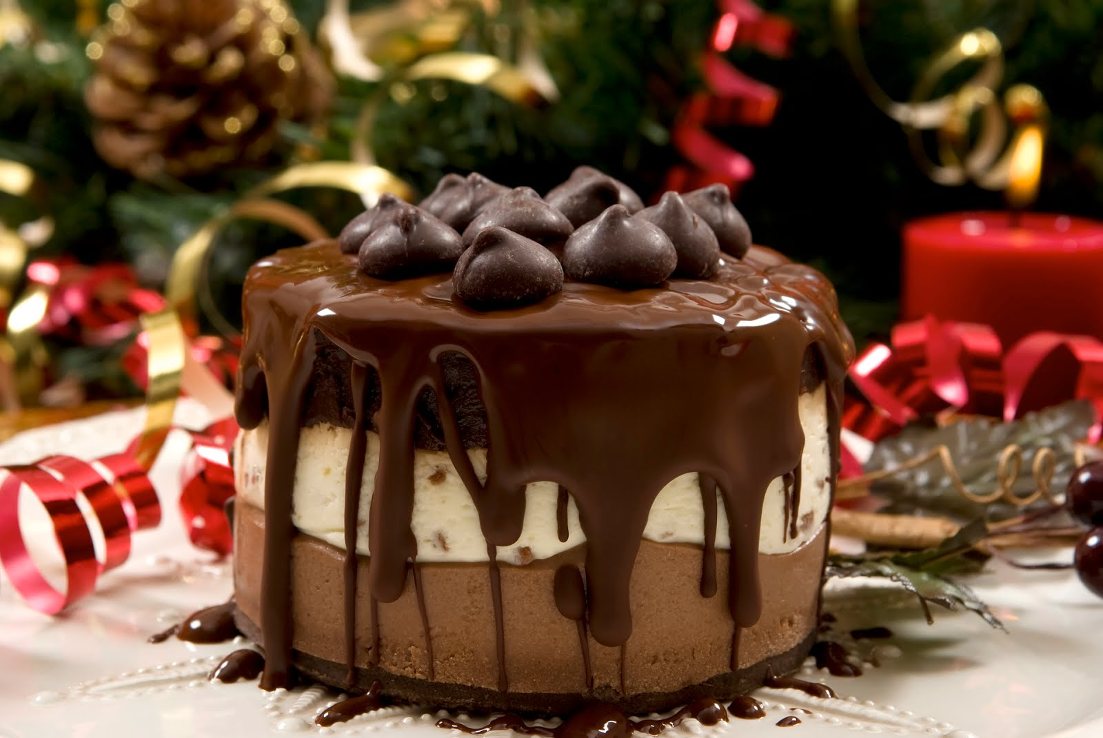 Imagenes de pasteles chocolates