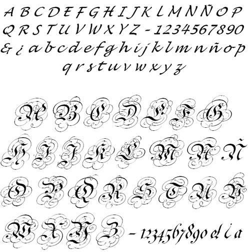 Imagenes letras