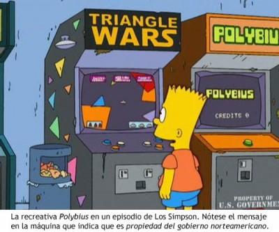 Mensajes subliminales Los Simpsons
