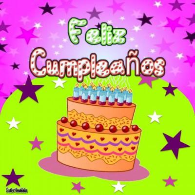 Saludos de cumpleaños