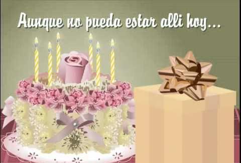 Tarjeta de cumpleaños gratis online