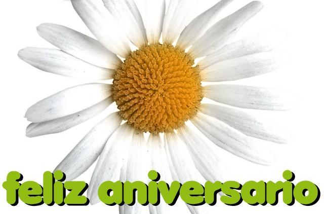 Tarjetas aniversario