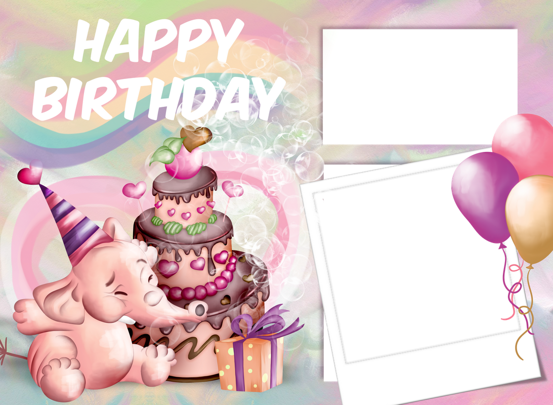 Tarjetas de cunpleaños