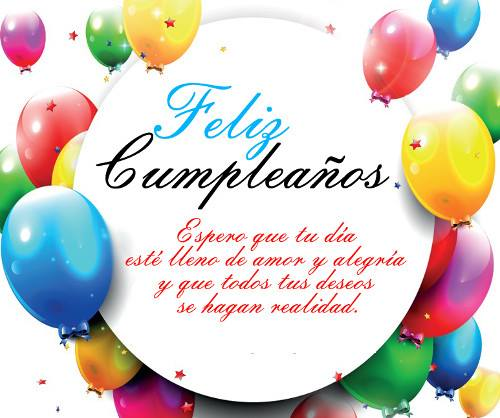 Tarjetitas de feliz cumpleaños gratis